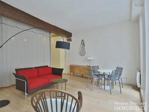 MaraisSaint Paul – Inspiration loft, volumes et rénové – 75004 Paris (32)