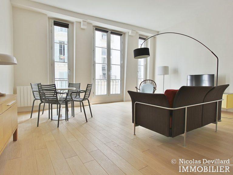 MaraisSaint-Paul – Inspiration loft, volumes et rénové – 75004 Paris (37)