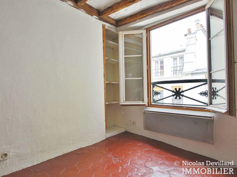 QuincampoixRambuteau – Charme et calme en plein centre – 75003 Paris (23)