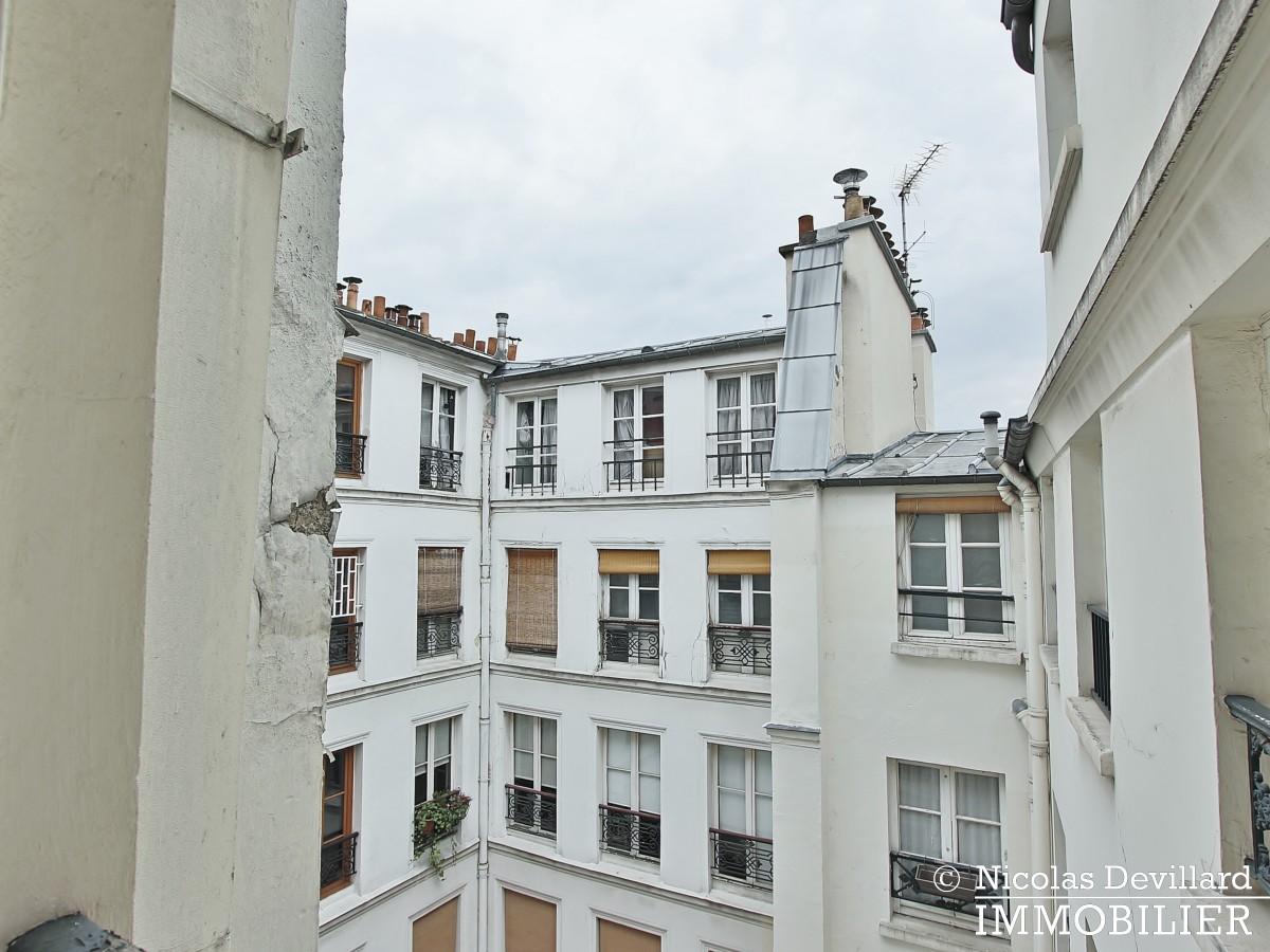 QuincampoixRambuteau – Charme et calme en plein centre – 75003 Paris (24)