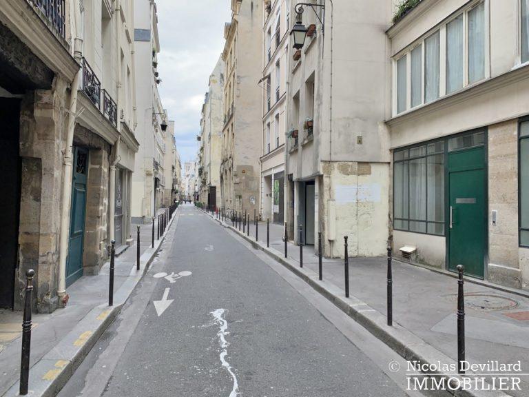 QuincampoixRambuteau – Charme et calme en plein centre – 75003 Paris (5)