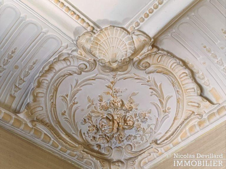 Triangle d'OrMontaigne – Vaste haussmannien de réception avec deux suites – 75008 Paris (4)