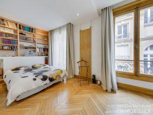 Triangle d'OrMontaigne – Vaste haussmannien de réception avec deux suites – 75008 Paris (8)