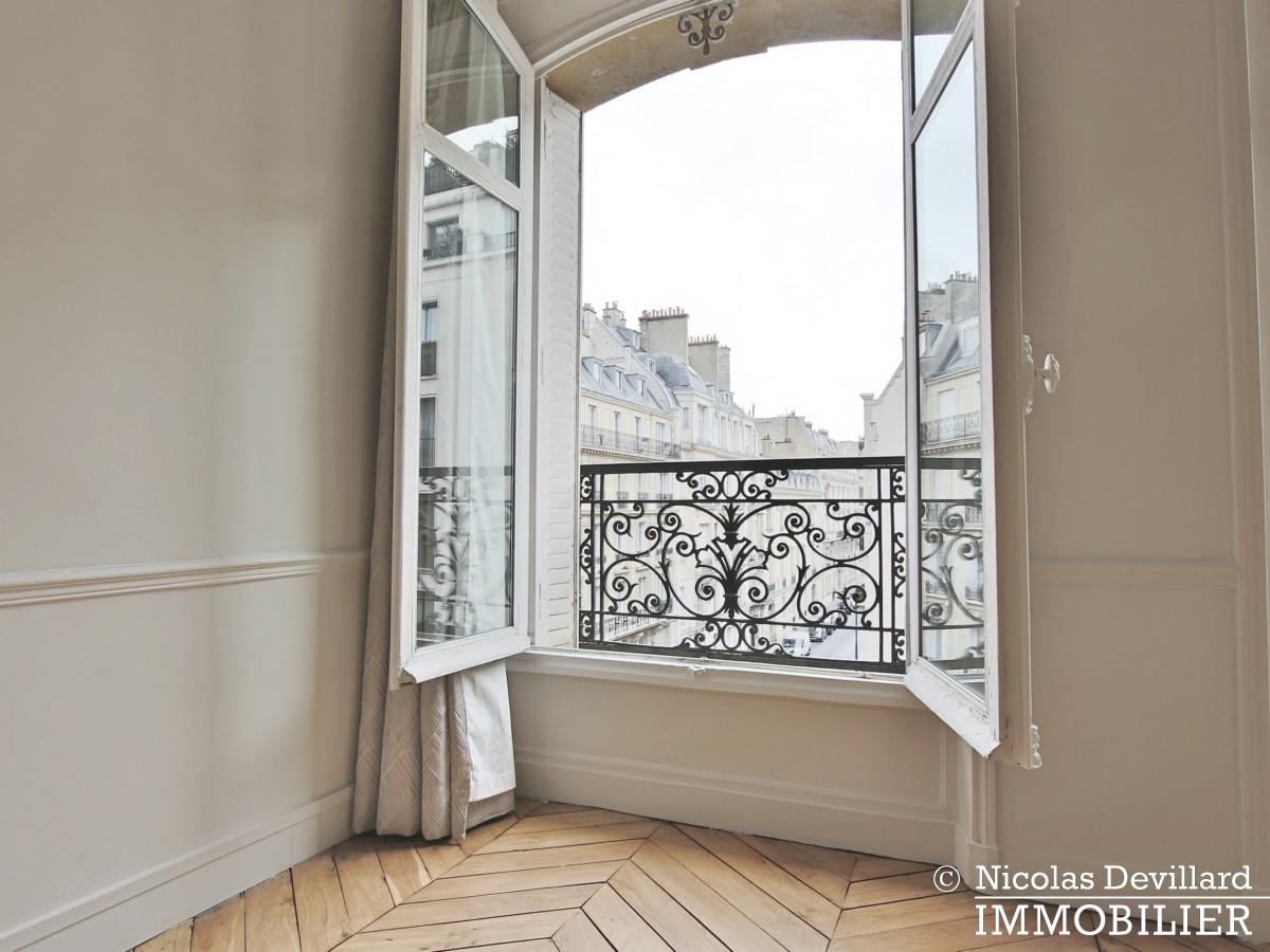 FaisanderieLongchamp – Classique parisien rénové et très lumineux – 75116 Paris (33)