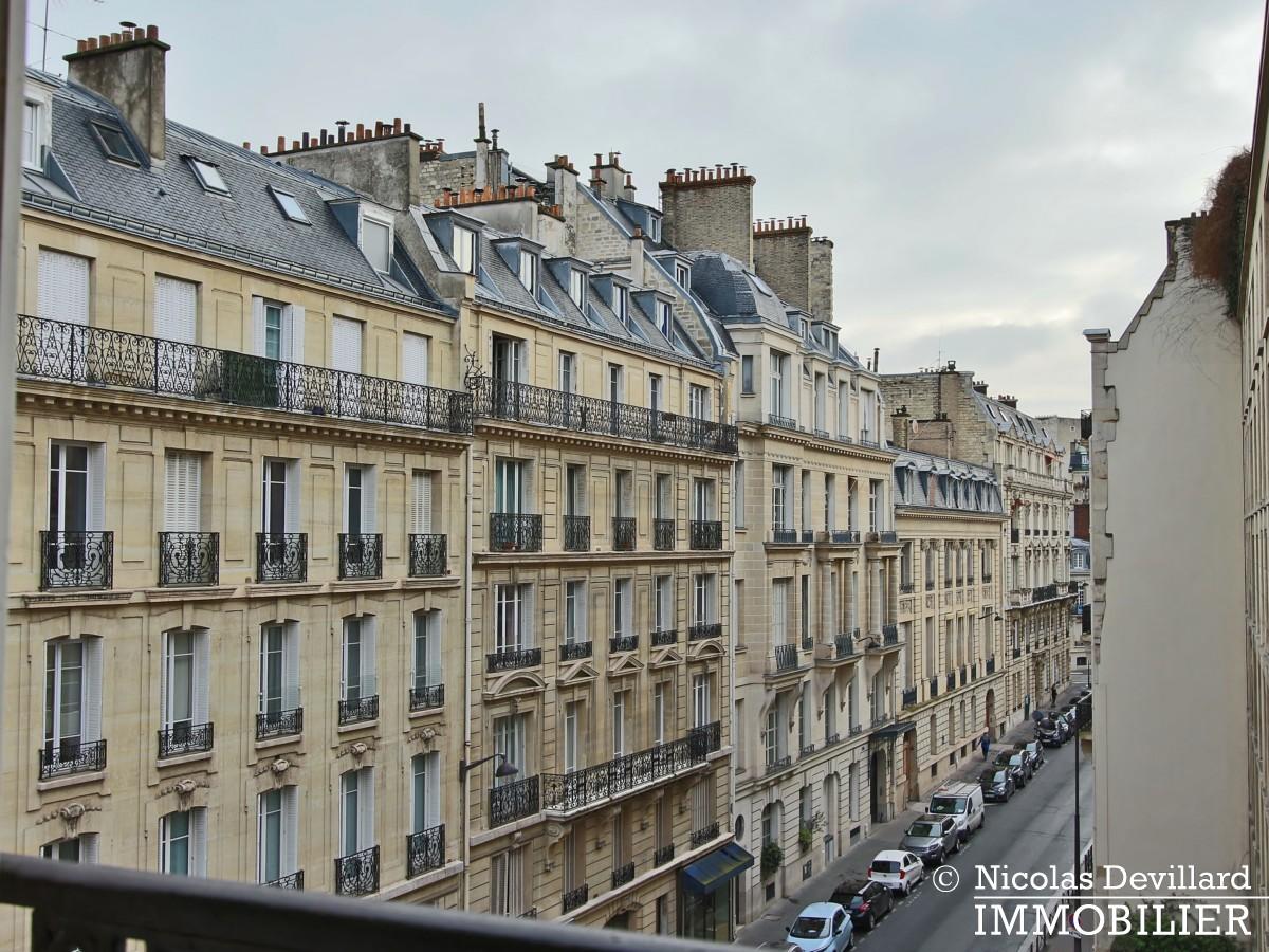 FaisanderieLongchamp – Classique parisien rénové et très lumineux – 75116 Paris (34)