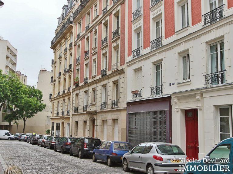 MontmartreCaulaincourt – Calme, rénové et charmant – 75018 Paris (1)