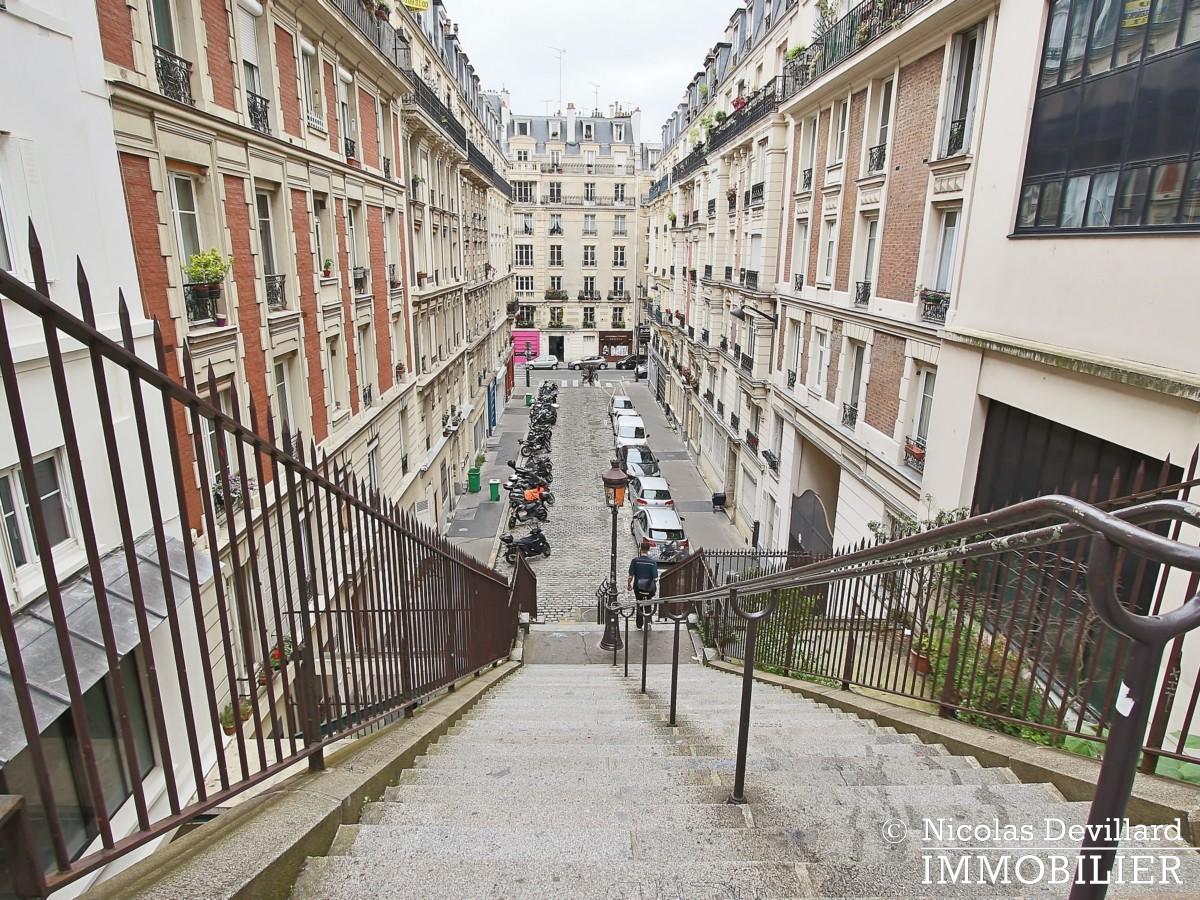 MontmartreCaulaincourt – Calme, rénové et charmant – 75018 Paris (2)