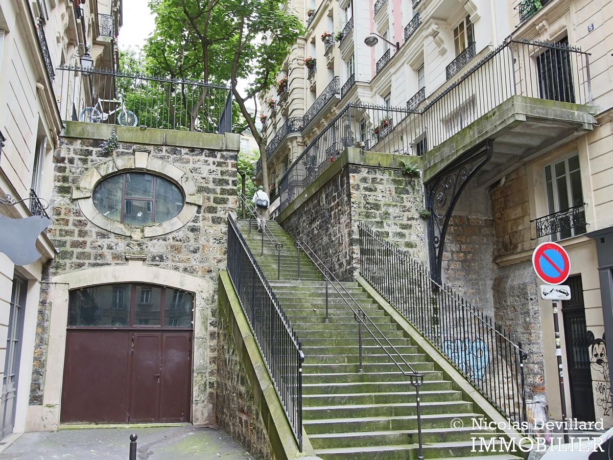 MontmartreCaulaincourt – Calme, rénové et charmant – 75018 Paris (3)