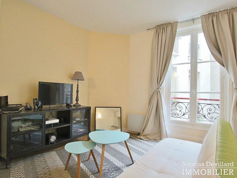MontmartreCaulaincourt – Calme, rénové et charmant – 75018 Paris (6)