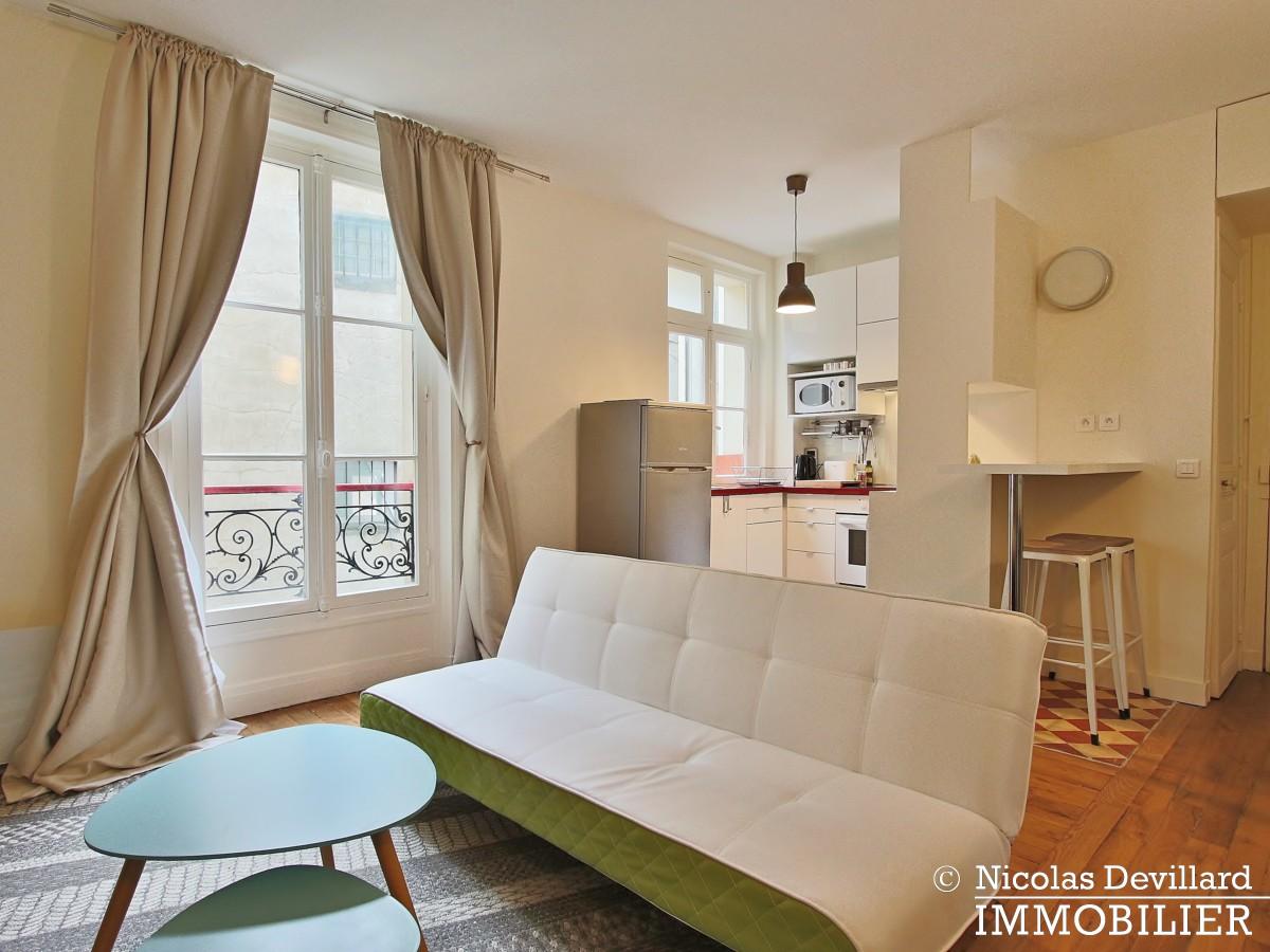 MontmartreCaulaincourt – Calme, rénové et charmant – 75018 Paris (7)