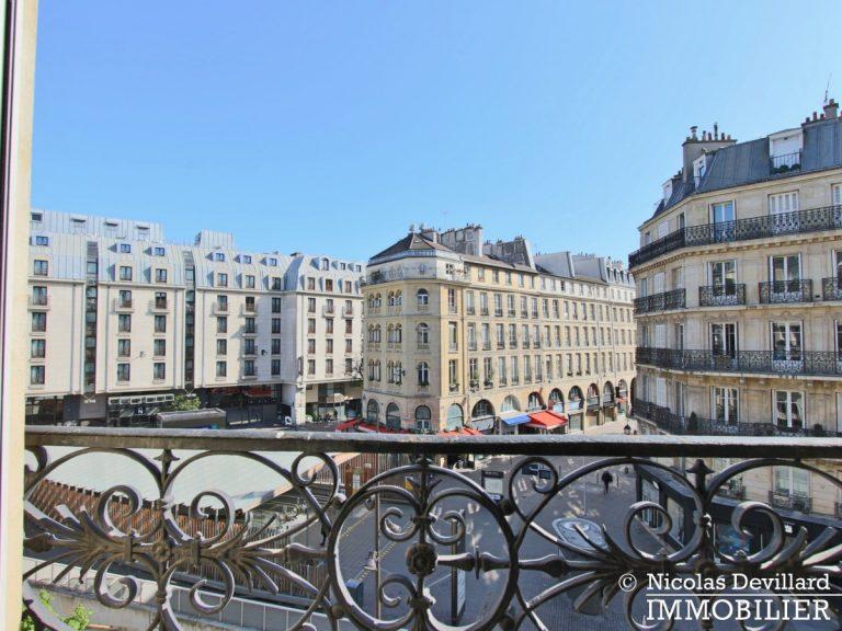 Les HallesPont-Neuf – Classique parisien et vue dégagée – 75001 Paris (22)