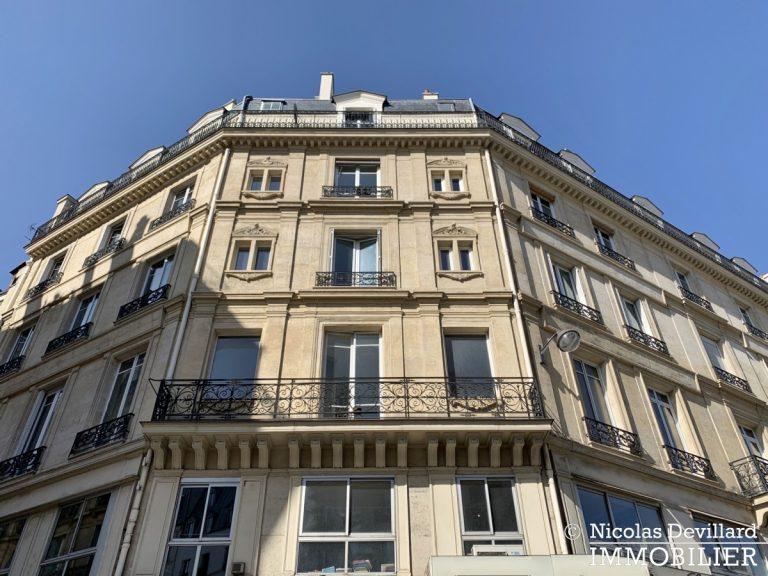 Les HallesPont-Neuf – Classique parisien et vue dégagée – 75001 Paris (4)