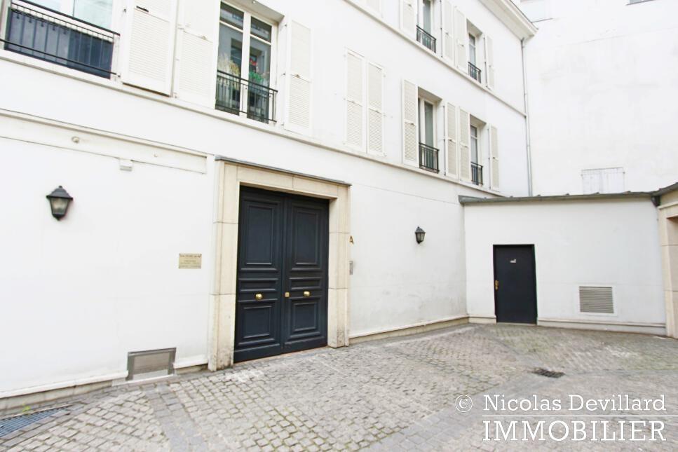 Marché Bastille Calme, moderne et parking 75011 Paris (1)