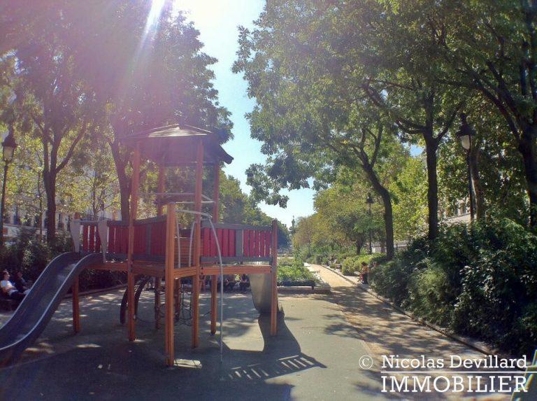 Marché Bastille - Calme, moderne et parking - 75011 Paris (17)