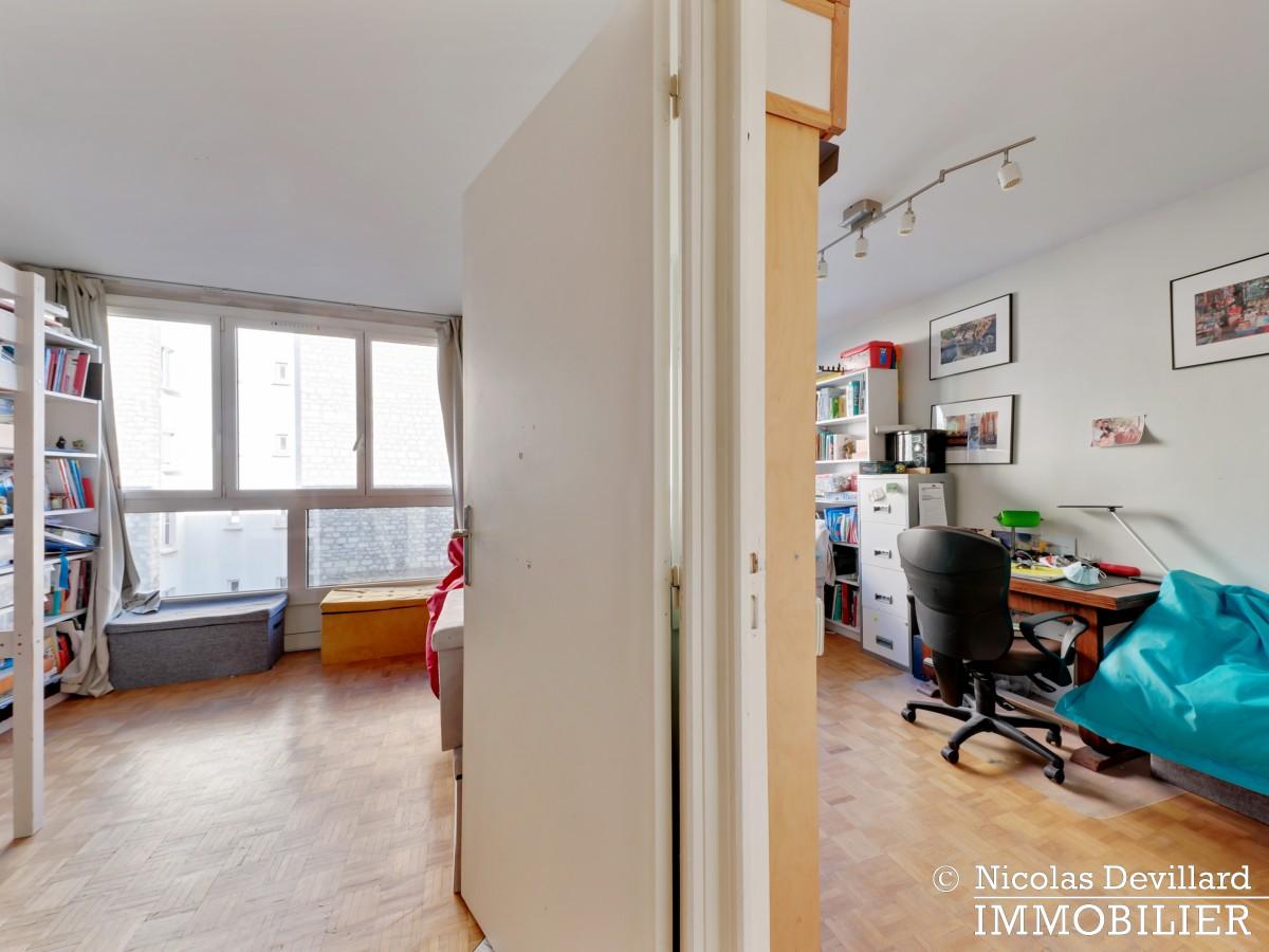 Molitor – Espace, lumière et balcon – 75016 Paris (19)