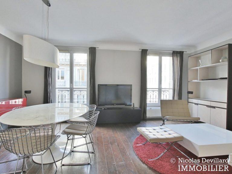 PereireCourcelles – Vue dégagée, calme et lumière – 75017 Paris (13)