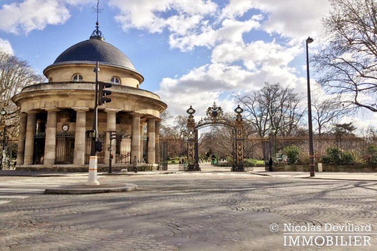 PereireCourcelles – Vue dégagée, calme et lumière – 75017 Paris (15)