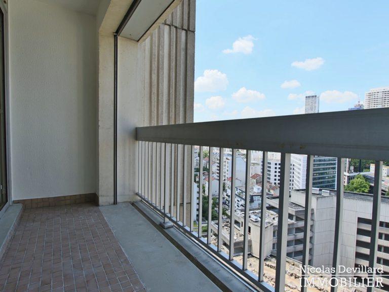 PuteauxLa Défense – Belles vues, rénové et balcon – 92800 Puteaux (12)