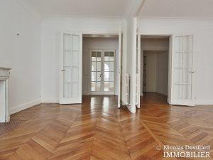 Victor HugoLongchamp – Grand classique haussmannien familial et réception – 75116 Paris (15)