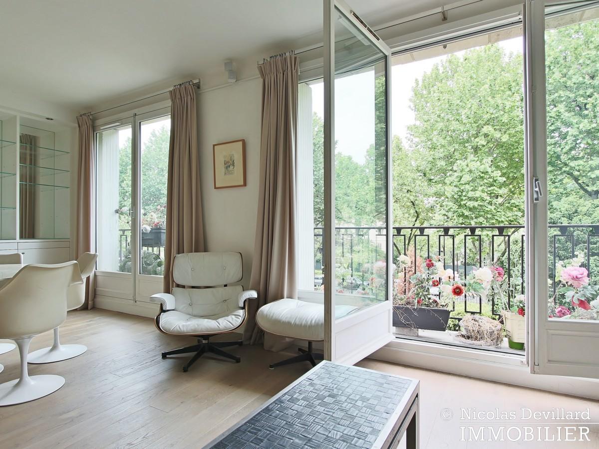 Victor HugoPorte des Ternes – Elégant, calme et noyé dans la verdure – 92200 Neuilly sur Seine (11)
