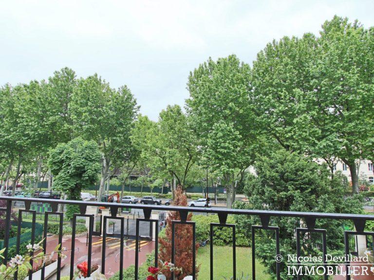 Victor HugoPorte des Ternes – Elégant, calme et noyé dans la verdure – 92200 Neuilly-sur-Seine (12)