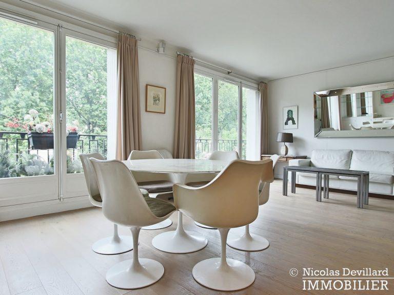 Victor HugoPorte des Ternes – Elégant, calme et noyé dans la verdure – 92200 Neuilly-sur-Seine (22)