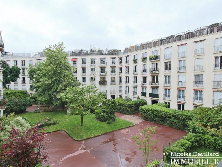 Victor HugoPorte des Ternes – Elégant, calme et noyé dans la verdure – 92200 Neuilly-sur-Seine (29)