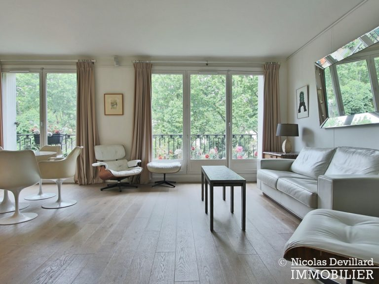 Victor HugoPorte des Ternes – Elégant, calme et noyé dans la verdure – 92200 Neuilly-sur-Seine (5)