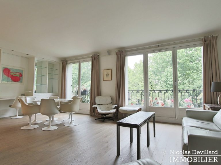 Victor HugoPorte des Ternes – Elégant, calme et noyé dans la verdure – 92200 Neuilly-sur-Seine (6)