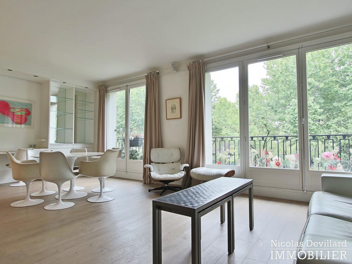 Victor HugoPorte des Ternes – Elégant, calme et noyé dans la verdure – 92200 Neuilly sur Seine (7)
