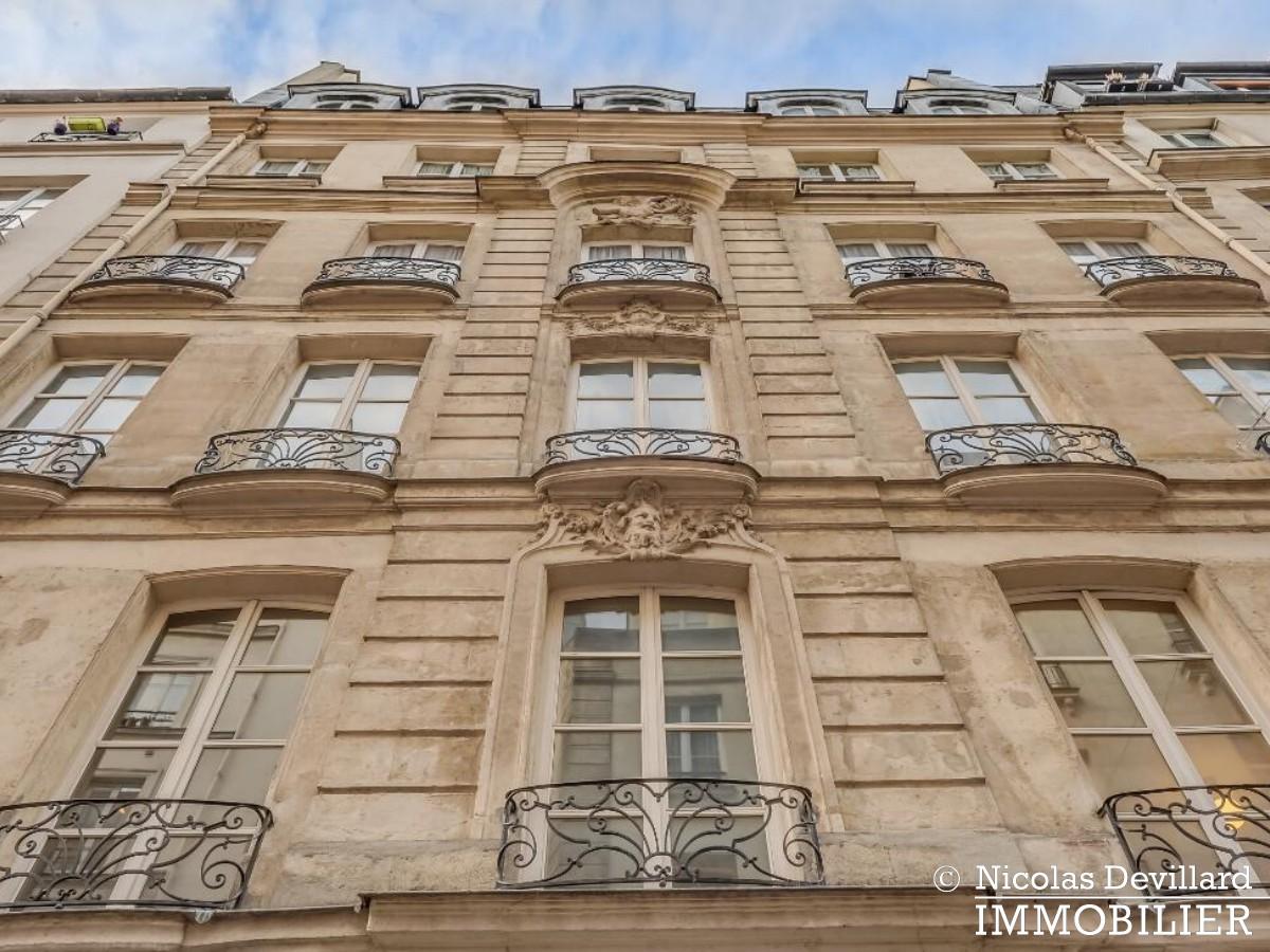 Village Montorgueil – Grand salon au calme – 75001 Paris (2)