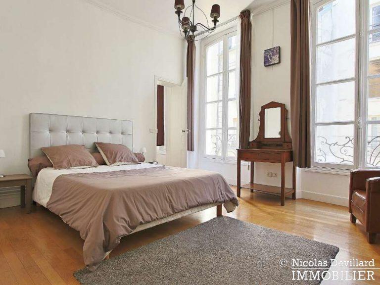 Village Montorgueil – Lumière, parquet et HSP – 75001 Paris (56)