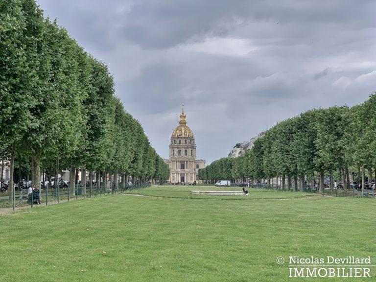 Avenue de Breteuil – Rénové, belles vues et charme – 75007 Paris (2)