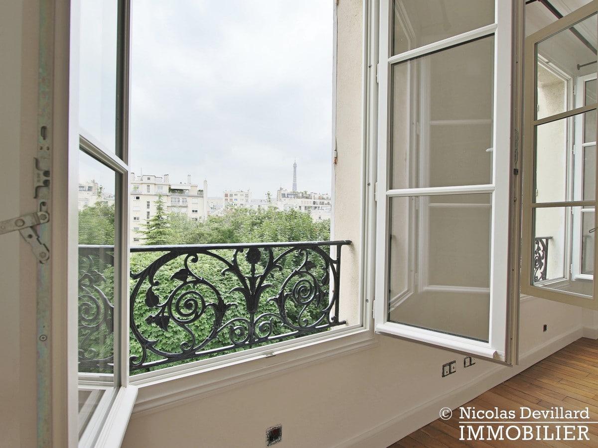 Avenue de Breteuil – Rénové, belles vues et charme – 75007 Paris (22)