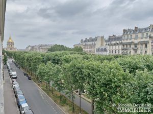 Avenue de Breteuil – Rénové, belles vues et charme – 75007 Paris (5)