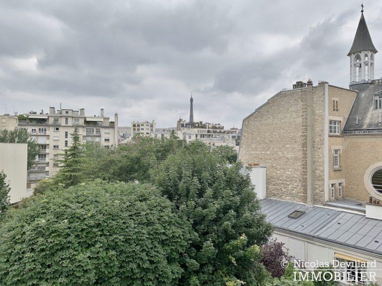 Avenue de Breteuil – Rénové, belles vues et charme – 75007 Paris (6)