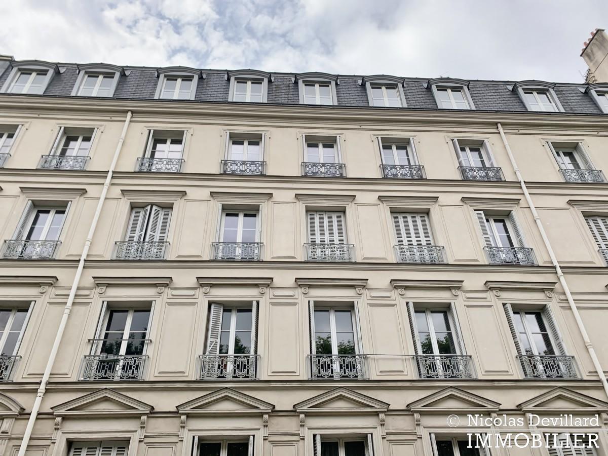 Avenue de Breteuil – Rénové, belles vues et charme – 75007 Paris (8)
