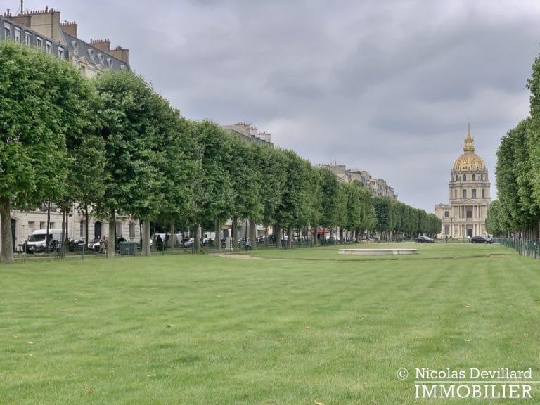 Avenue de Breteuil – Rénové, belles vues et charme – 75007 Paris (9)
