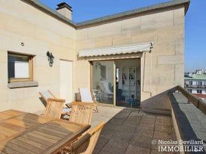 Convention – Dernier étage, terrasse, plein soleil et rénové – 75015 Paris (24)