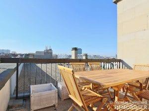 Convention – Dernier étage, terrasse, plein soleil et rénové – 75015 Paris (26)