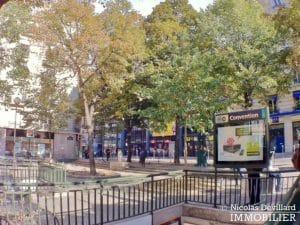 Convention – Dernier étage, terrasse, plein soleil et rénové – 75015 Paris (31)