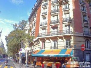 Convention – Dernier étage, terrasse, plein soleil et rénové – 75015 Paris (32)