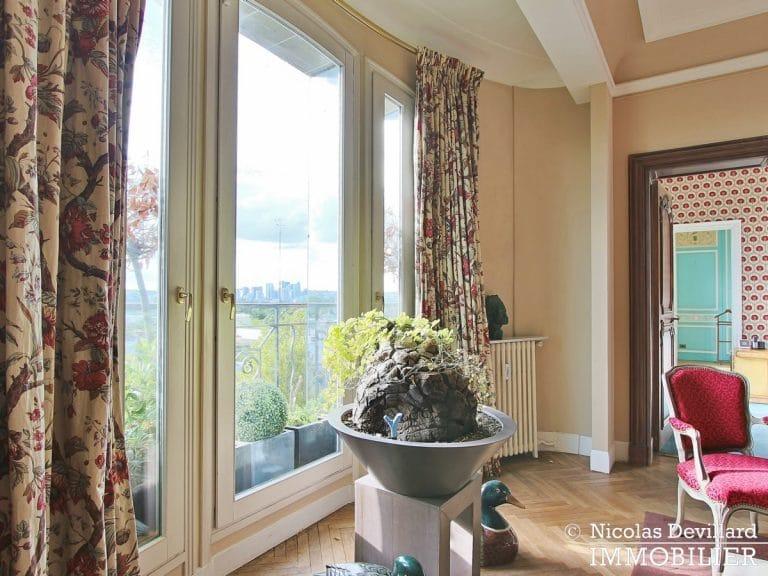 Jardin du RanelaghBois – Superbe réception avec vue panoramique – 75016 Paris (55)