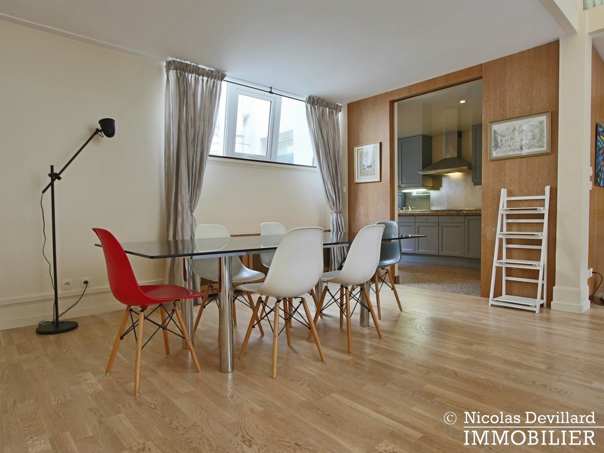 La MuetteRanelagh – Atelier au dernier étage en plein soleil – 75016 Paris (10)