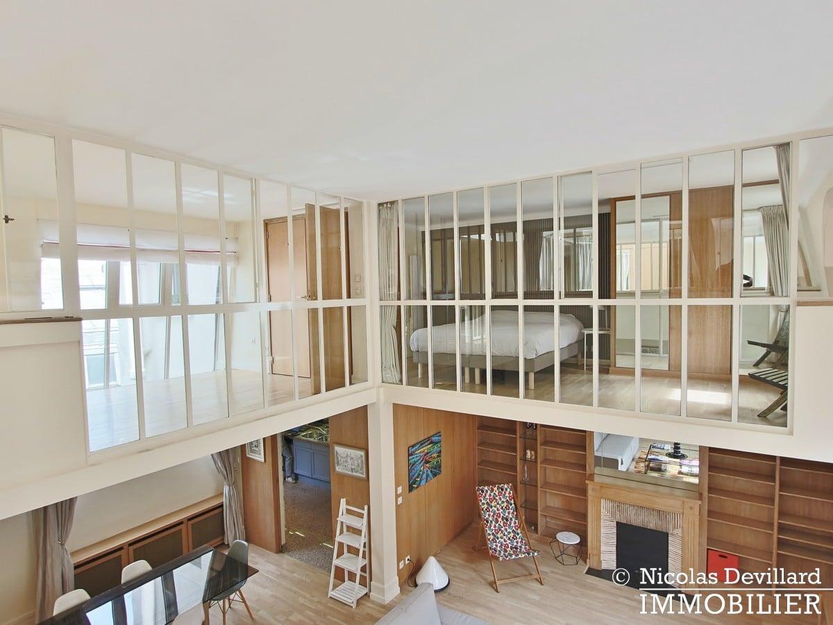 La MuetteRanelagh – Atelier au dernier étage en plein soleil – 75016 Paris (27)
