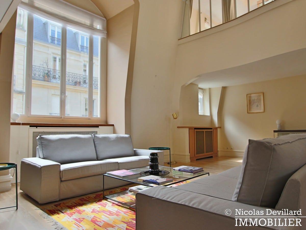La MuetteRanelagh – Atelier au dernier étage en plein soleil – 75016 Paris (33)