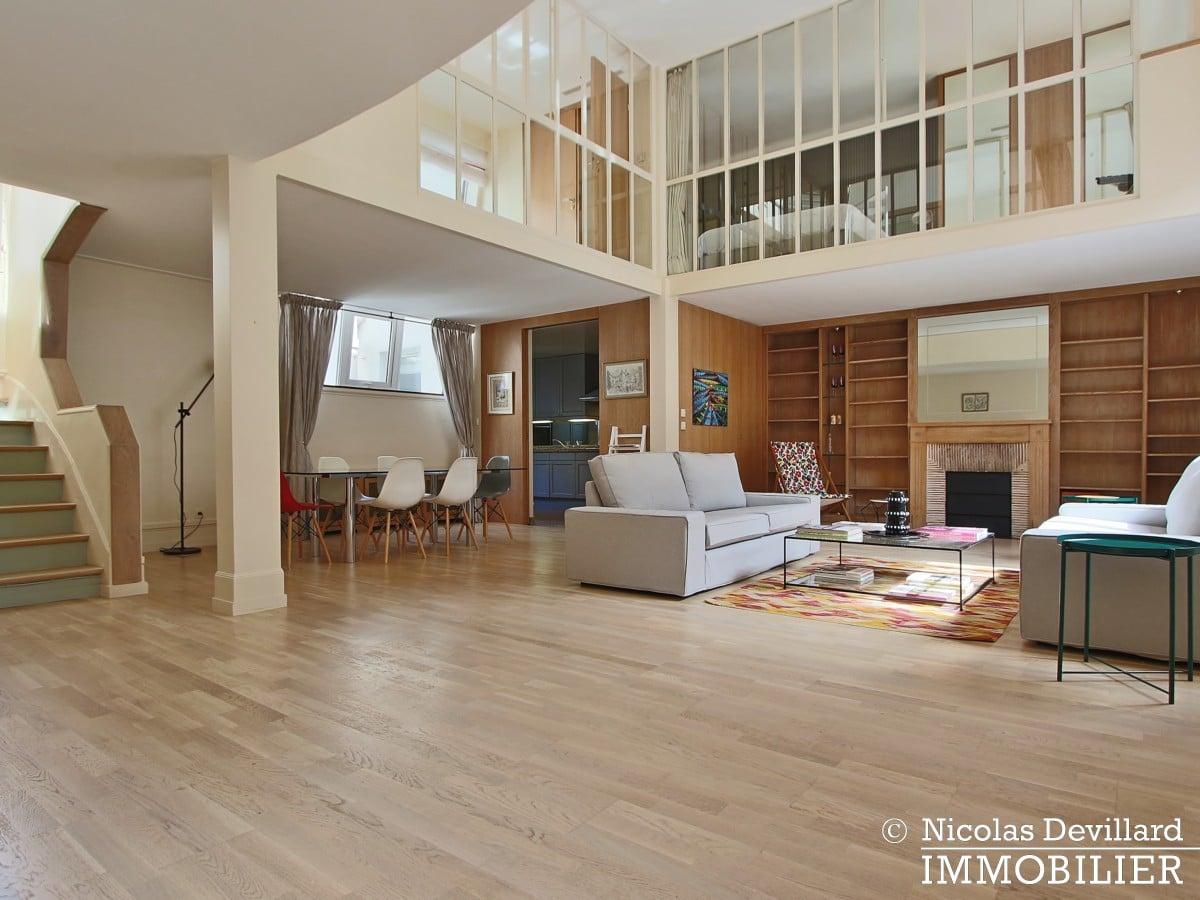 La MuetteRanelagh – Atelier au dernier étage en plein soleil – 75016 Paris (42)