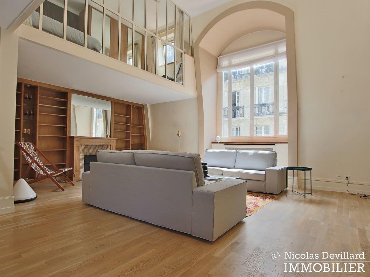 La MuetteRanelagh – Atelier au dernier étage en plein soleil – 75016 Paris (44)