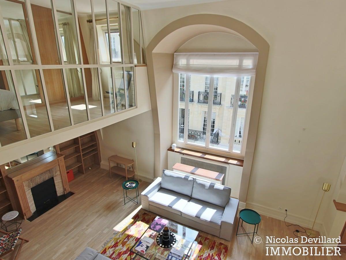 La MuetteRanelagh – Atelier au dernier étage en plein soleil – 75016 Paris (46)