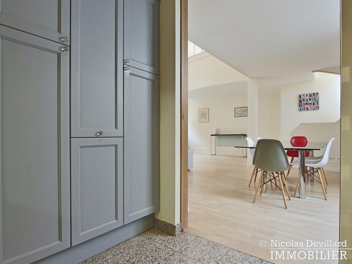 La MuetteRanelagh – Atelier au dernier étage en plein soleil – 75016 Paris (9)